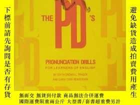 二手書博民逛書店Pronunciation罕見Drills for Learne
