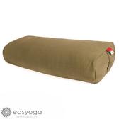 easyoga 瑜珈抱枕 雙提把瑜珈抱枕 - 卡其