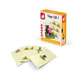【法國 Janod】J02760 趣味桌遊 - 最多到10
