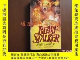 二手書博民逛書店英文原版:BEAST罕見STALKERY175601 JAMES