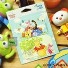 迪士尼悠遊卡貼票卡貼紙 小熊維尼熊 小豬 屹耳 跳跳虎 悠遊卡貼票卡貼紙 COCOS DS025
