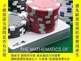 二手書博民逛書店The罕見Mathematics Of PokerY256260 Bill Chen Conjelco 出版