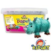 KID ART 美國創意手作黏土 紙黏土(憨憨犀牛)