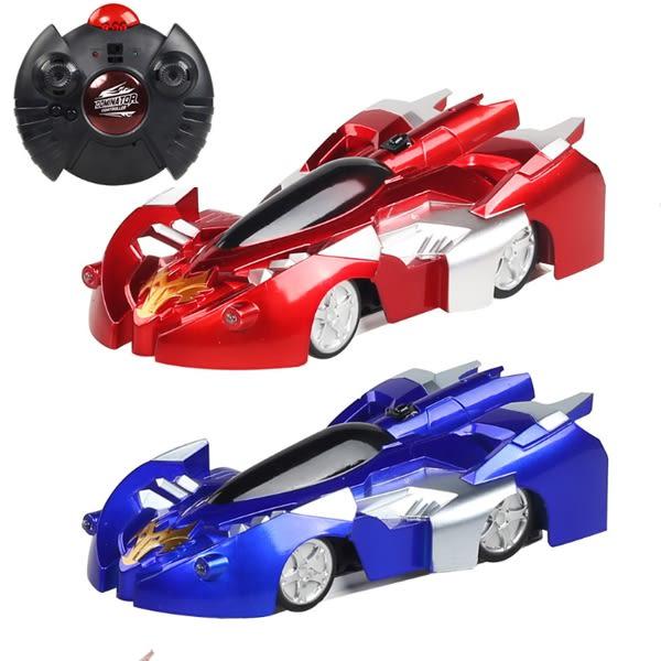 【二代爬牆車】飛簷走壁新科技 潮流玩具 零重力爬牆車 爬牆汽車 遙控玩具車  【H00293】