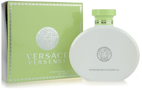 Versace Versense 凡賽斯 香韻 女性沐浴精 200ML【七三七香水精品坊】