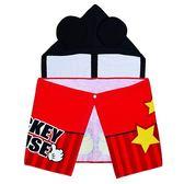 【米奇連帽毛巾】迪士尼 米奇 連帽斗篷 毛巾 Disney 日本正品 該該貝比日本精品 ☆