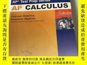 二手書博民逛書店Pearson罕見Education AP* Test Prep