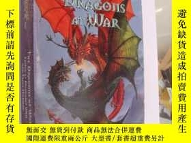 二手書博民逛書店The罕見Dragon at War 科幻小說Y85718 Ed