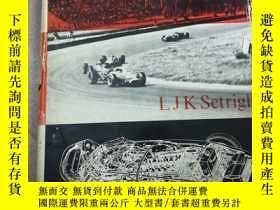 二手書博民逛書店the罕見grand prix car 1954--1966Y26220 見圖 見圖 出版1968