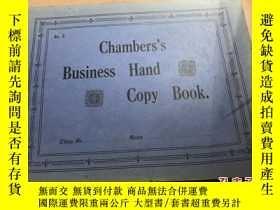 二手書博民逛書店Chambers s罕見Business Hand Copy B