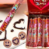 韓國筆狀巧克力醬25g[KR8809248]千御國際