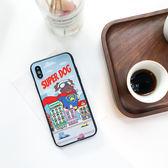 🍏 iPhoneXs/XR 蘋果手機殼 鐵盒精裝版 可掛繩 飛天超人巴哥 矽膠軟殼 iX/i8/i7/i6Plus