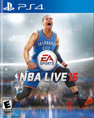 PS4 NBA Live 16(美版代購)
