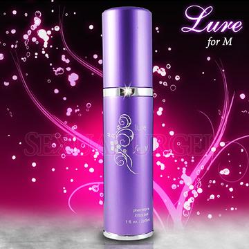 情趣用品 費洛蒙 嚴選推薦 Lure 同性頂級香氛 吸引異性  for M 29.5ml情人節 交換禮物 約會必備