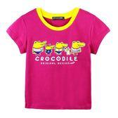 『小鱷魚童裝』鱷魚家族印花T恤(04號~08號)585452