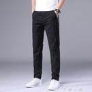 男士褲子夏季超薄款冰絲速干運動褲直筒寬鬆...
