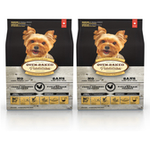 【Oven-Baked】烘焙客高齡/減重犬雞肉小顆粒12.5磅X2