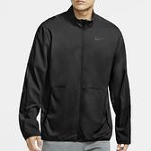 Nike Dri-FIT 男裝 外套 夾克 梭織 彈性 導濕 速乾 口袋 訓練 休閒 黑【運動世界】CU4954-010