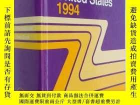 二手書博民逛書店Statistical罕見Abstract of the Uni