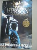 【書寶二手書T1/原文小說_HBW】Percy Jackson and the Lightning Thief_Rick Riordan