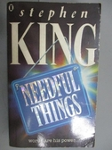 【書寶二手書T5/原文小說_NCK】Needful Things_Stephen King