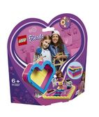 樂高LEGO FRIENDS 奧麗薇亞的心型盒 41357 TOYeGO 玩具e哥