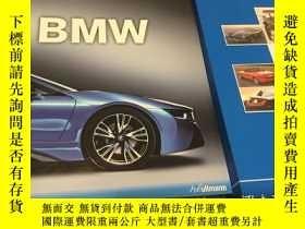 二手書博民逛書店BMW:罕見Jubilee Edition 寶馬:禧年版(三種外