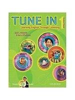 二手書博民逛書店 《Tune in 1: Student s Book with CD Pack》 R2Y ISBN:9780194471008│Richards