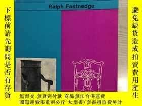 二手書博民逛書店ENGLISH罕見FURNITURE STYLES 1500-1