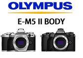 名揚數位 OLYMPUS OM-D E-M5 Mark II M2 BODY 單機身 2年保固 (12.24期0利率) 登錄送原廠垂直手把HLD-8(10/21)