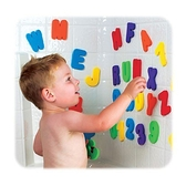 【奇買親子購物網】Munchkin ABC洗澡學習組