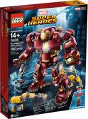樂高LEGO SUPER HEROES 浩克毀滅者:奧創紀元版 76105 TOYeGO 玩具e哥
