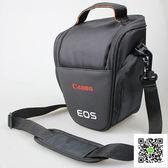 佳能單眼相機包 單肩攝影包 三角包600D 650D 700D 60D 70D 550D  聖誕慶免運
