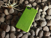 alto iPhone 8 / iPhone 7 真皮手機殼背蓋 Original - 萊姆綠【可加購客製雷雕】皮革保護套