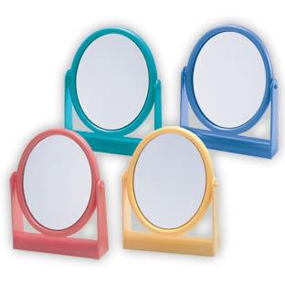 【奇奇文具】【鏡子】K-827 吉米 小美人鏡/鏡子/化妝鏡/桌鏡