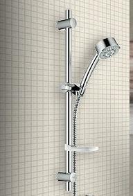 【 麗室衛浴】德國GROHE 滑桿組 27393含蓮蓬頭軟管