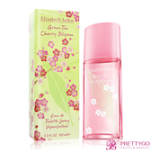 ARDEN 雅頓 綠茶櫻花香水 Green Tea Cherry Blossom(100ml) EDT-國際航空版【美麗購】