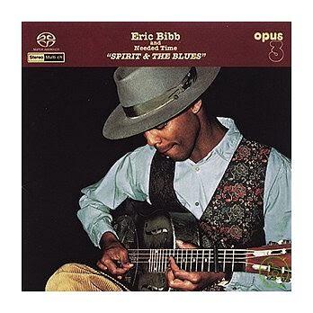 【停看聽音響唱片】【SACD】Eric Bibb:Spirit&The Blues 艾瑞克畢伯:情感之歌