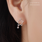 S925純銀甜美.自然.氣質耳環-維多利亞200240