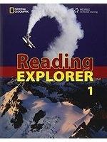 二手書博民逛書店《Reading Explorer 1: Explore You