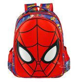 復仇者聯盟漫威英雄蜘蛛人兒童後背包包雙肩背包 48-00084【77小物】