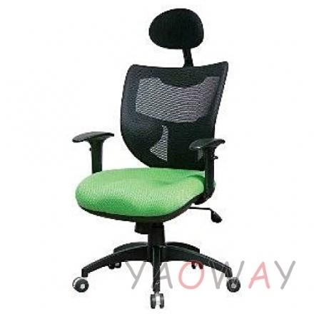 【耀偉】FAWN AX-377 大坐墊可挑色(人體工學椅/辦公椅/電腦椅/主管椅)
