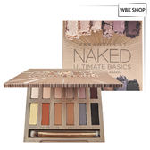 Urban Decay 12色霧面裸色眼影盤 (附眼影刷)  Naked Ultimate Basics - WBK SHOP