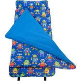 【LoveBBB】無毒幼教睡袋 符合美國標準 Wildkin 28112 機器人總動員 午睡墊(3-7) 安親班/兒童睡袋