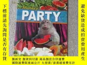 二手書博民逛書店Monkey罕見PartyY21478 Rob Waring T