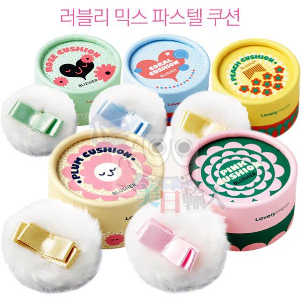 韓國THE FACE SHOP 澎澎粉撲棉花糖腮紅(5g)【小三美日】