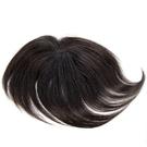 假髮片(真髮絲)-手織頭頂無痕補髮女假髮...