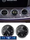 車載時鐘 汽車車載時鐘擺件車用夜光電子表...