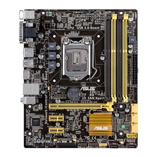 華碩 ASUS B85M-G INTEL B85 LGA1150 Intel 主機板