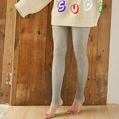 褲襪 350G 加絨 豎紋 打底褲 外穿 灰色 秋褲 加厚 棉褲襪